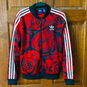 Adidas Rose Zip-Up Jacket